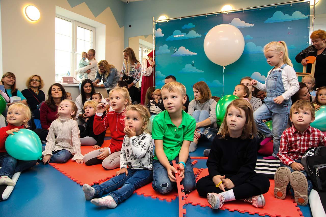 Выездная фотостудия на детском празднике