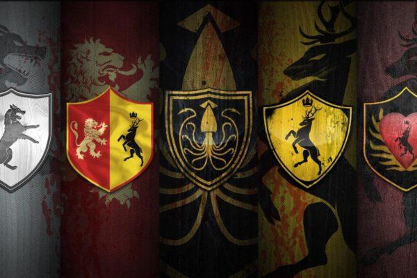 Дома игры престолов